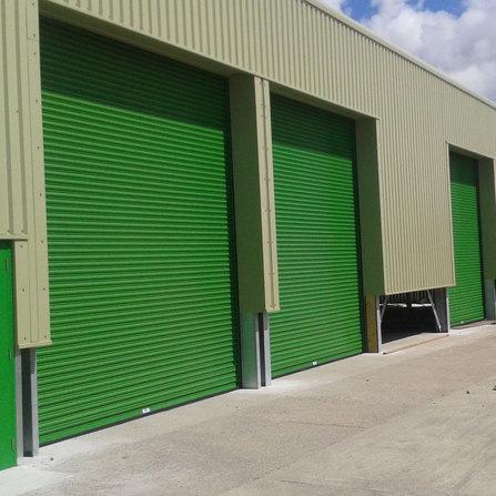 Zenith Doors Industrial Commercial Garage Domestic Devon