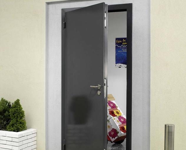 Steel Acoustic Doors Buy Industrial Doors Uk Zenith Doors