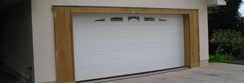 Domestic Garage Doors South West Shutters Sectional Automated