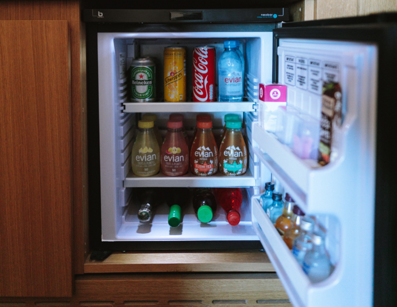 Modern refridgerators are more energy efficient than older counterparts
